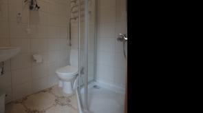 dušas/wc